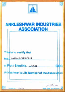 harihar chemicals industries ankleshwar